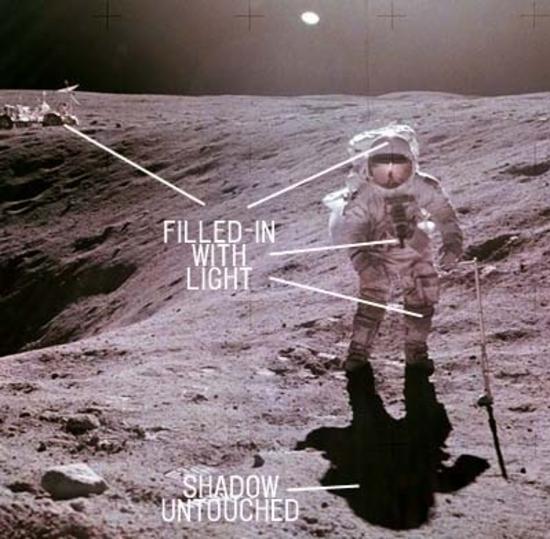 Dugo skrivana istina o lažnom slijetanju na Mjesec - Page 2 Moonshadows