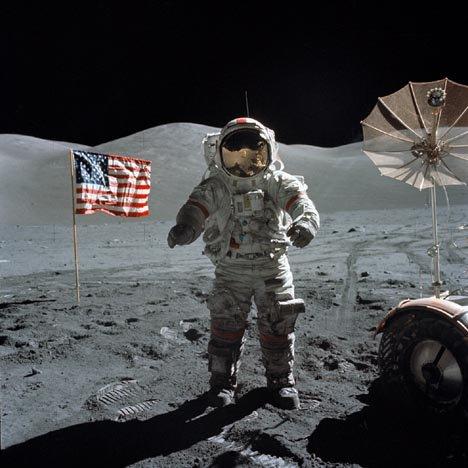 moon landing argument - photo #24